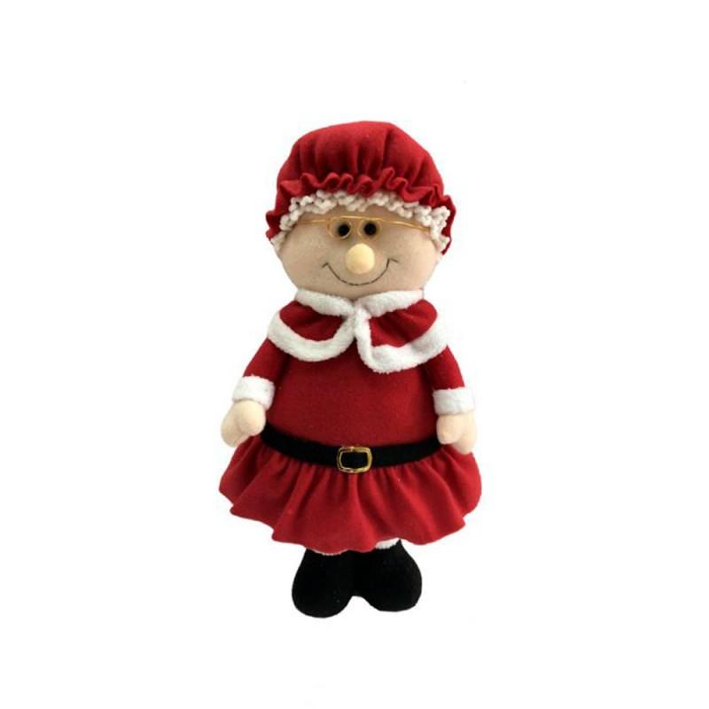 Boneco • Mamãe Noel • Natal