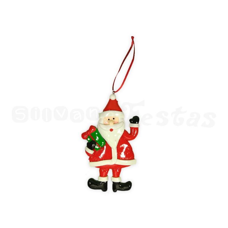 Papai Noel com Presente