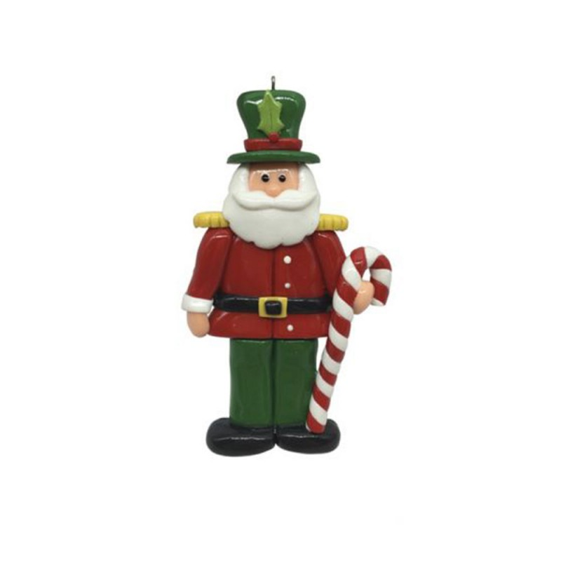 Enfeite • Papai Noel • Bengala Doce