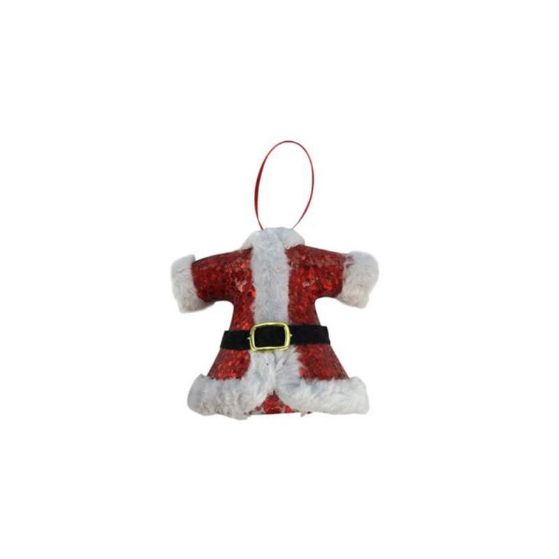 Enfeite • Roupa Papai Noel • Natal