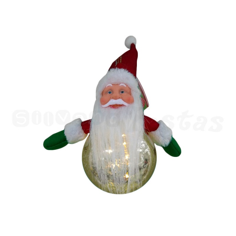 Bola • Papai Noel • Luminoso