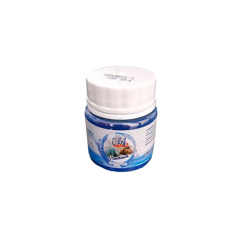 Corante para Chocolate • Premium • Azul