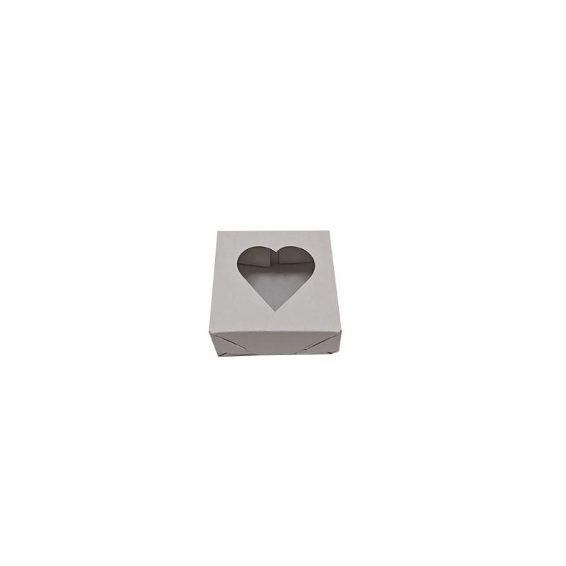 Caixa Coração • 06cm X 06cm