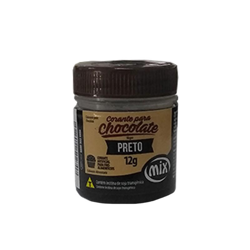 Corante para Chocolate • Preto