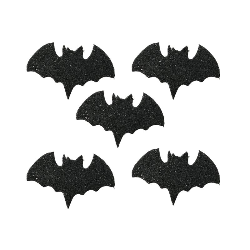 Aplique de Morcegos E.V.A - 5Un - Piffer