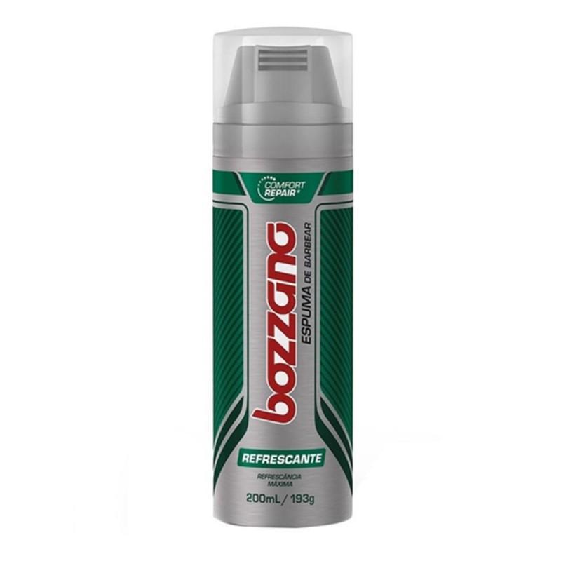 Espuma de Barbear • Bozzano • 193g • 200ml