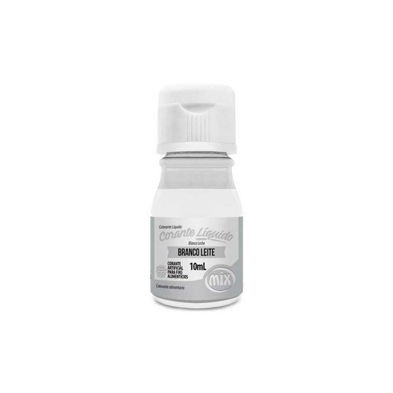 Corante Liquido • Branco Leite