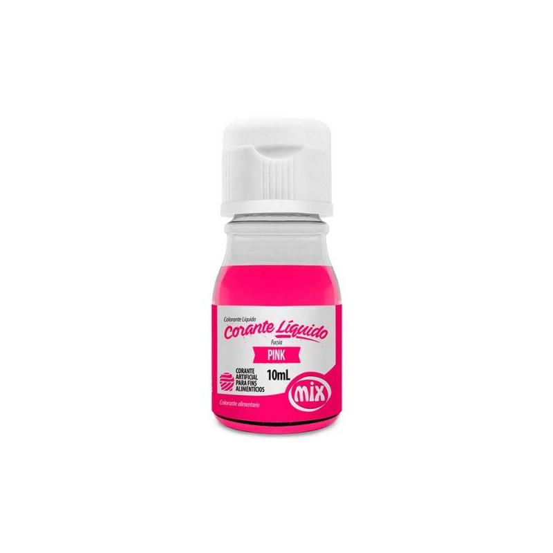 Corante Liquido • Pink