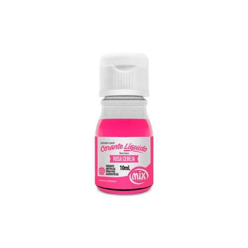 Corante Liquido • Rosa Cereja