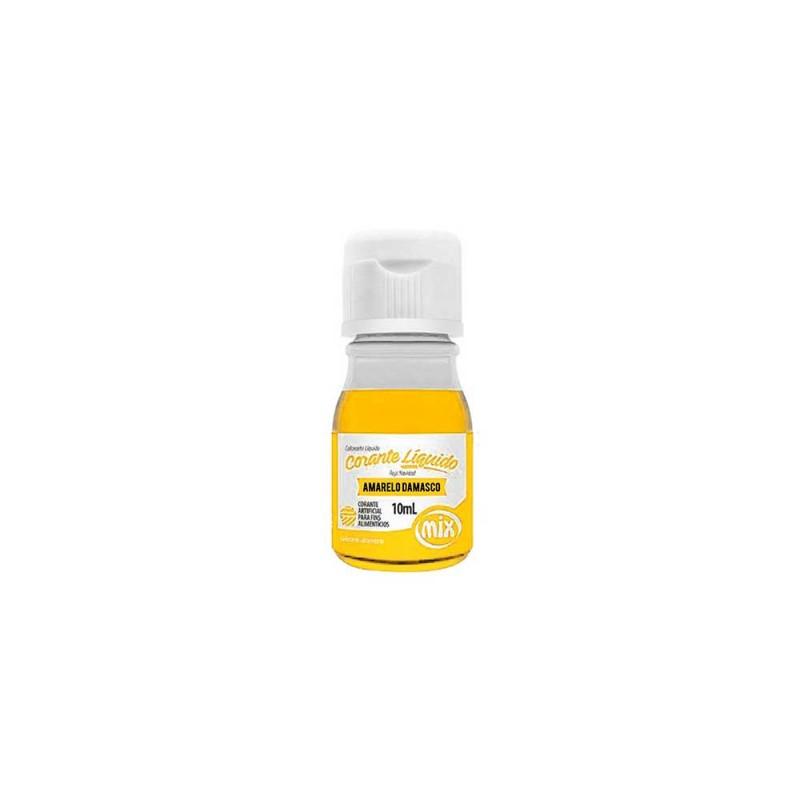 Corante Liquido • Amarelo Damasco