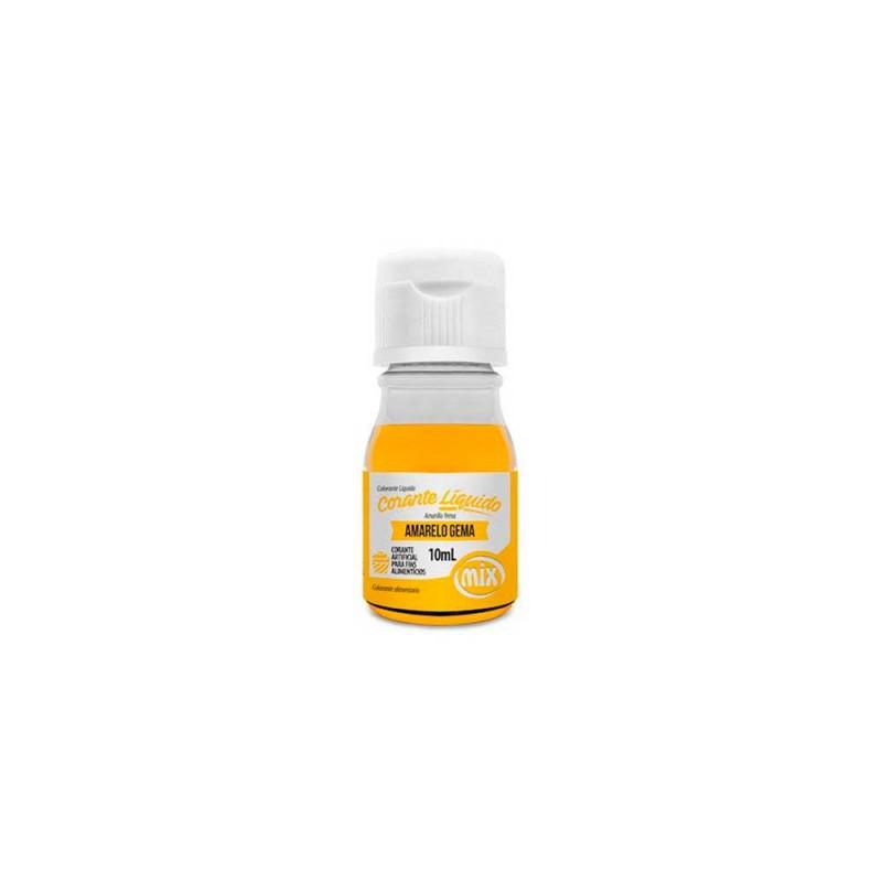 Corante Liquido • Amarelo Gema