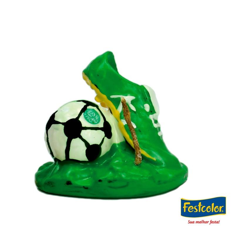 Vela Chuteira Palmeiras 3D