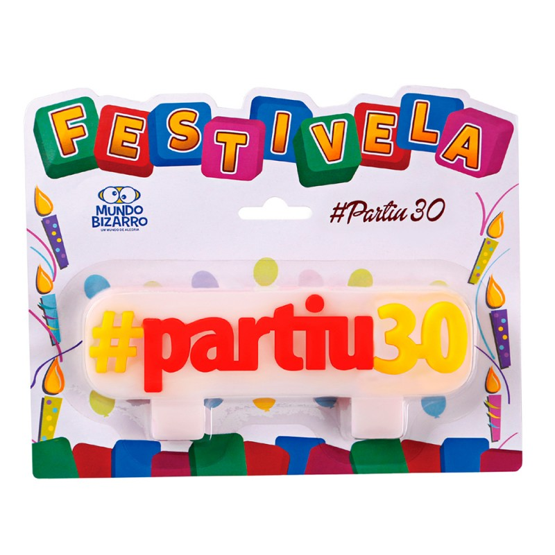 Vela Hashtag: #partiu30 • FESTIVELA