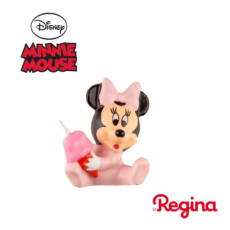 Vela Baby Minnie 3D